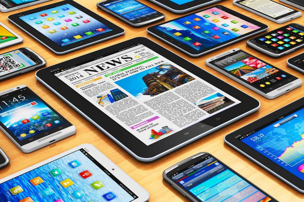 mobile app consumption