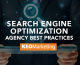 SEO Best Practices from a Search Engine Optimization Agency