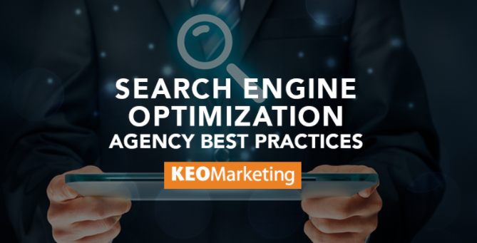 SEO 101: Best Practices from a Search Engine Optimization Agency