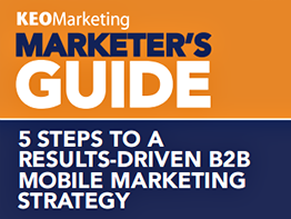B2B Mobile Marketing Strategy