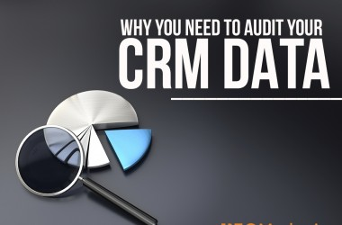 Before Diving Into Marketing Automation, Audit Your CRM Data