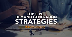 demand generation strategies
