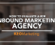 How to evaluate a B2B Inbound Marketing Agency