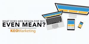 web design for SEO