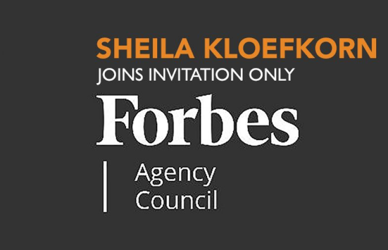 KEO Marketing CEO, Sheila Kloefkorn, Accepted into the Forbes Agency Council