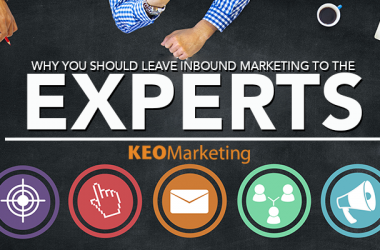 Why You Need Inbound Marketing Experts vs. Doing it Yourself