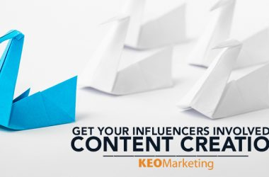 For Best Success Involve Your Influencers in Content Creation