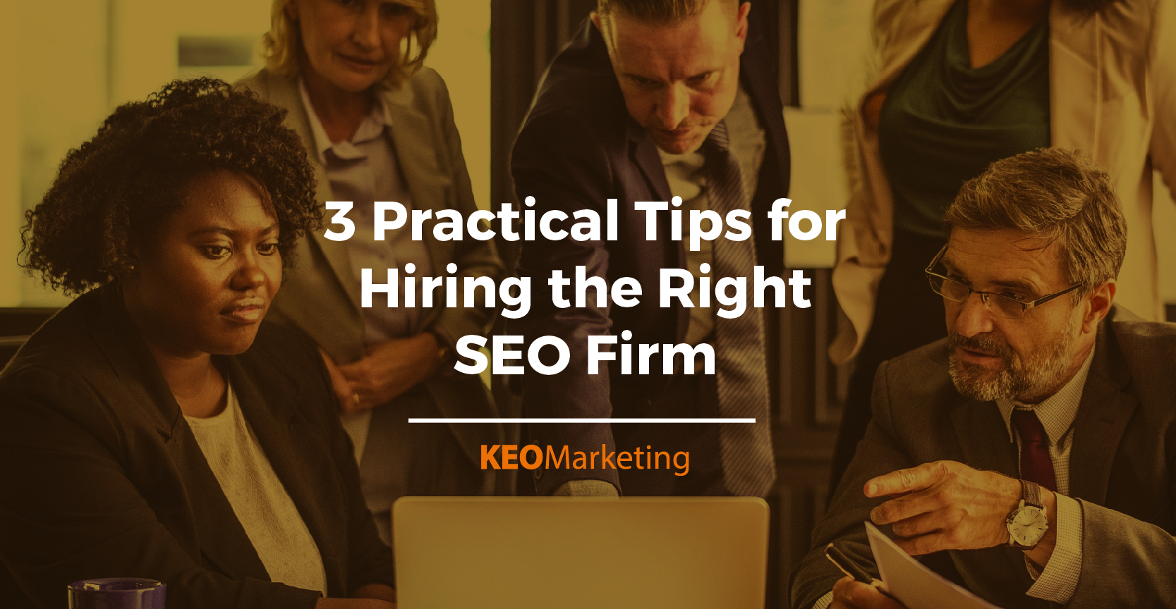 Hiring the Right SEO Firm