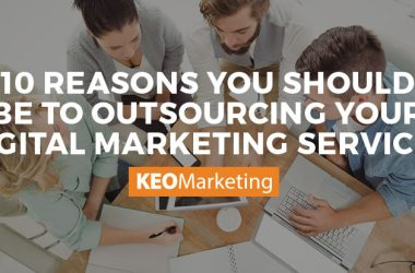 10 Reasons To Outsource Your Digital Marketing Services