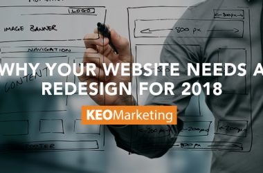 Why Your Website Needs a Redesign for 2019