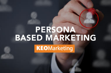Persona Based Marketing
