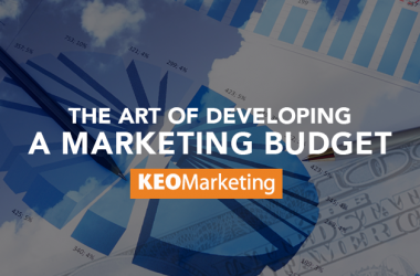 The Art of Developing a Marketing Budget