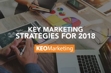 Key Marketing Strategies for 2018