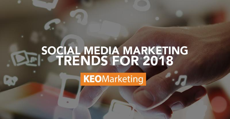KEO Social Media Marketing Trends