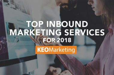 Top Inbound Marketing Services for 2018