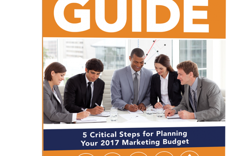 New Marketer's Guide Delivers B2B Marketing Budget Guidelines