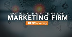 technology marketing firms