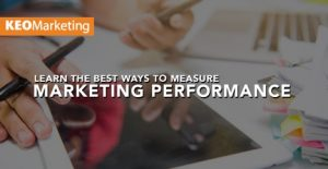 Measure Marketing Performance