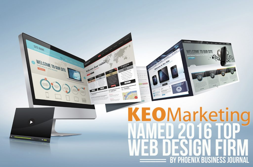 KEO Marketing  Web Design Firm