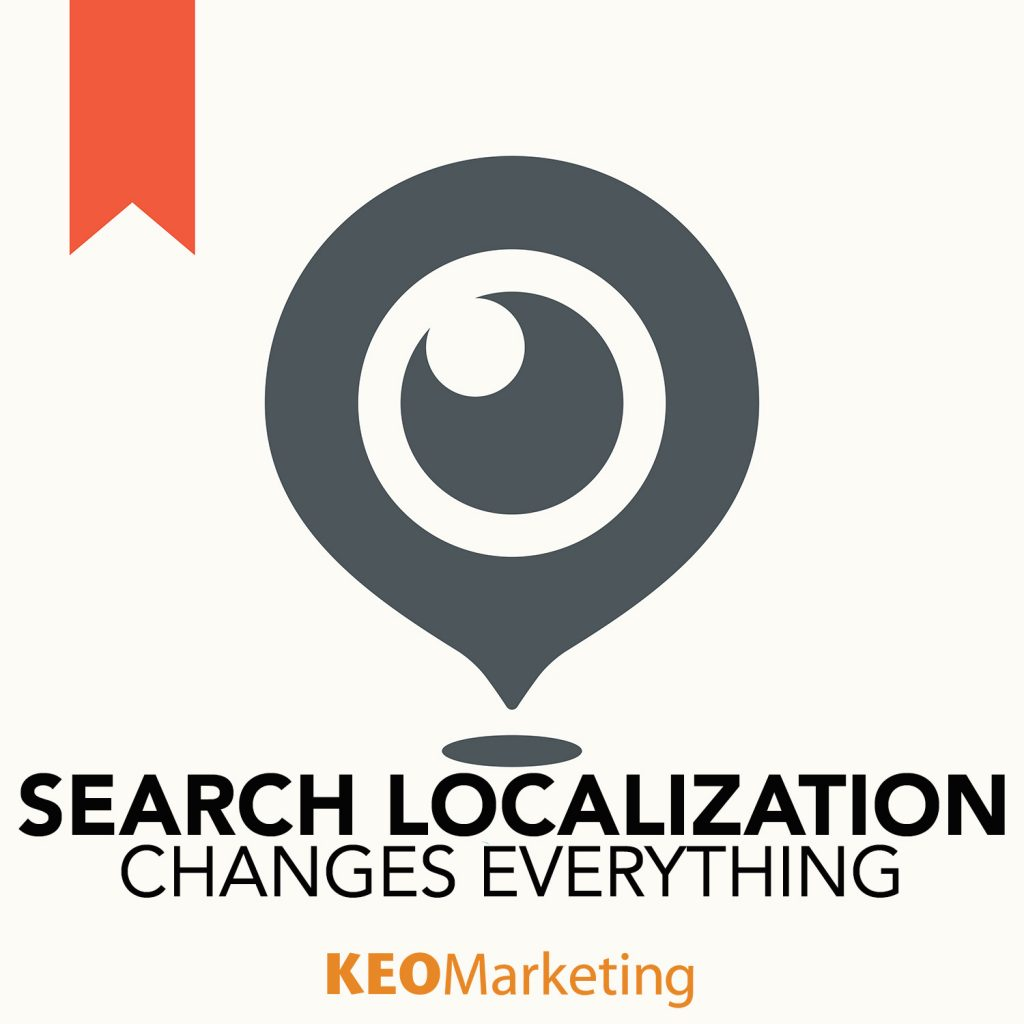 search localization