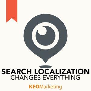 search localization