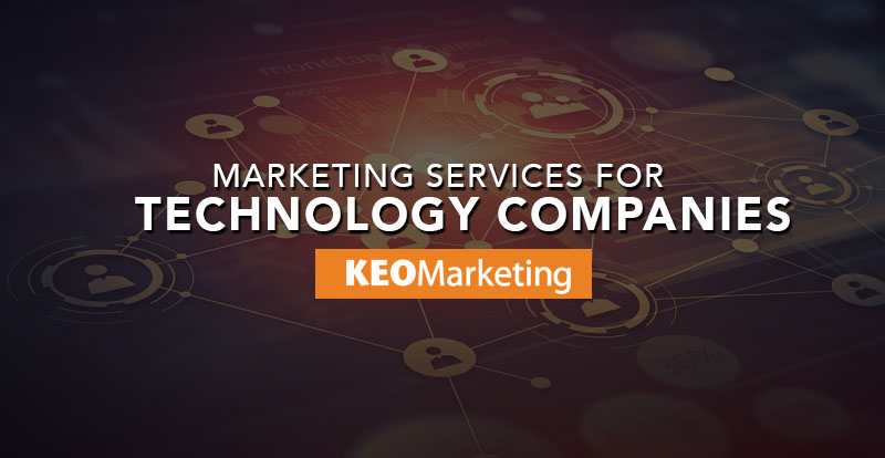 technology marketing services