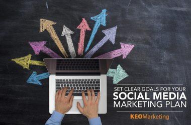 Set Clear Goals For Your Strategic Social Media Marketing Plan