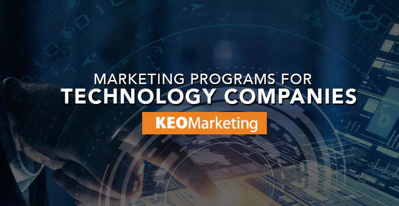 marketing a technology company