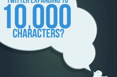 Tweet Limits Extending to 10,000 Characters?