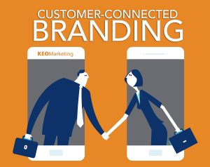 customer-connected branding