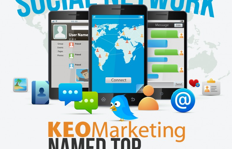 KEO Marketing Named Top Social Media Marketing Firm by the Phoenix Business Journal