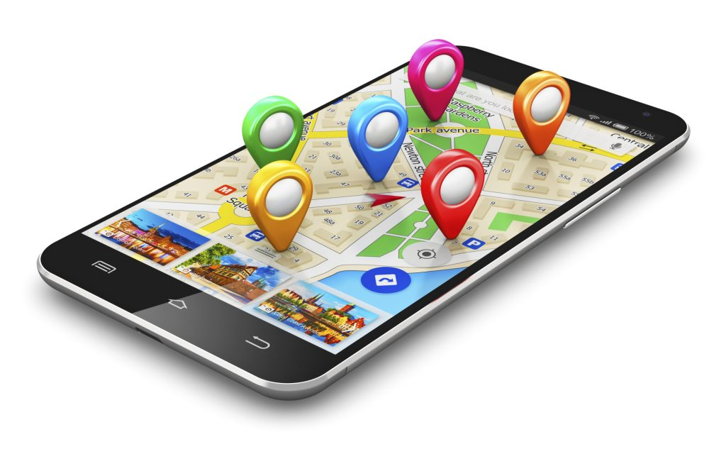 mobile for local search