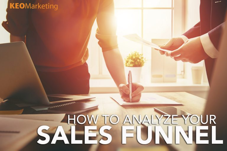 sales funnel analysis