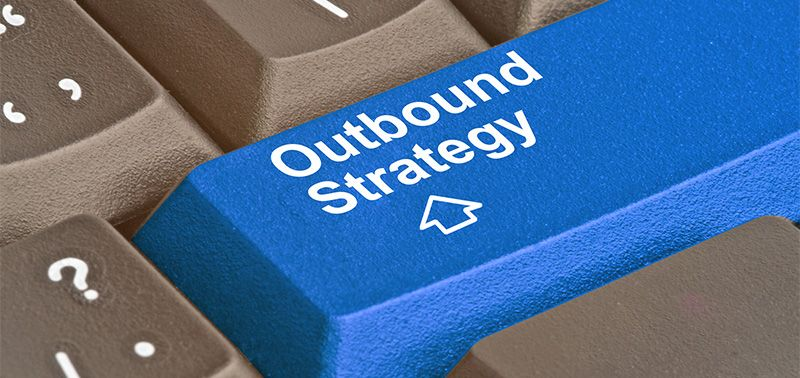 What are outbound lead generation services?