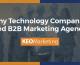 Why Technology Companies Need B2B Marketing Agencies