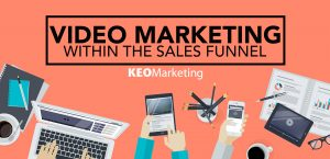 video marketing in the sales funnel