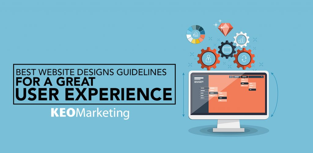Website Design Guidelines for a Great User Experience