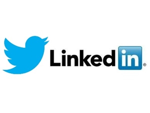 1 in 3 B2B marketers share tweet LinkedIn content.