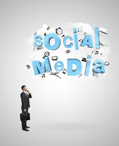 B2B buyers are increasingly using social media to make decisions.