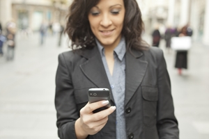 B2B buyers are using their smartphones for conducting business and communicating with other companies.