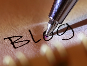 Blogging is an easy way to improve B2B marketing efforts.