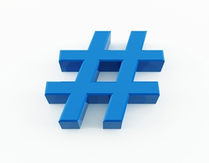 Hashtags are becoming ubiquitous in social media marketing.