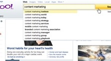 Informational blog posts or articles elevate content marketing efforts.