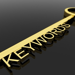 Keywords can help any SEO effort.
