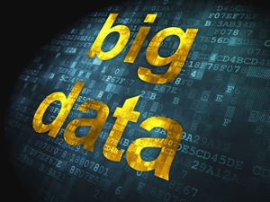 Online marketing can benefit from the use of big data.