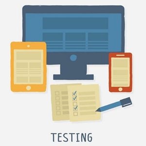 Running your landing page through A/B testing will help improve its features and usability.
