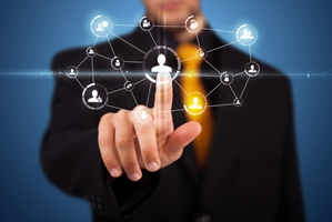 Choosing a social media network for online marketing