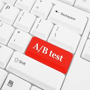 Testing is an effective tool in B2B marketing.