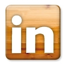 Users on LinkedIn are acting as representatives of their companies more directly than individual users on other social networks.