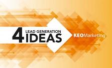 4 Lead Generation Ideas